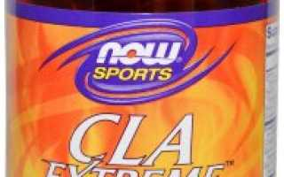 Now Foods, CLA Extreme, 90 гелевых капсул